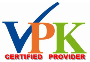 VPK Certified Provider
